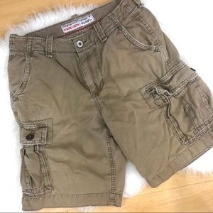 America Eagle classic lenght cargo pants